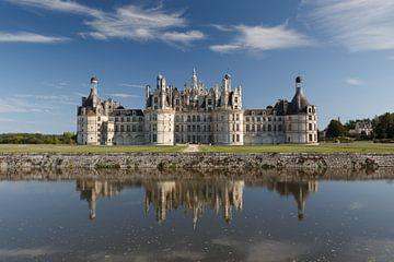 kasteel Chambord in Frankrijk van Esther van den Hoorn
