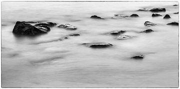 Zwart/Wit Fotografie - Mysterie... van Bert - Photostreamkatwijk