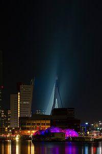 Erasmus-Brücke in Rotterdam