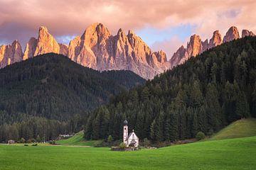 Dolomites sur Jeroen Linnenkamp