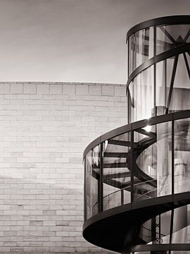 Berlin – German Historical Museum / I. M. Pei Building sur Alexander Voss