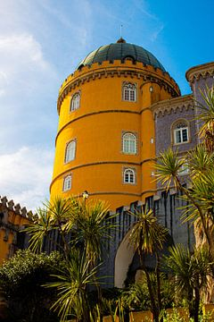 Palácio da Pena, Portugal van Nynke Altenburg