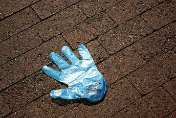 Handschoen 004 van Norbert Sülzner