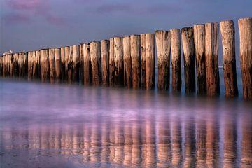 Zeeland - Wellenbrecher