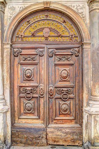 Italiaans Landelijke Deur Kerk