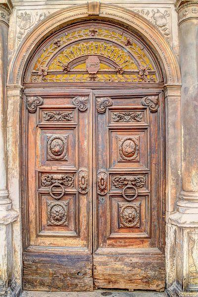 Italiaans Landelijke Deur Kerk van Hendrik-Jan Kornelis