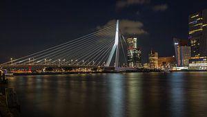Erasmus-Brücke von Chris de Gier