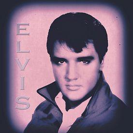 Elvis Presley van Christine Nöhmeier
