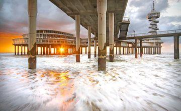 Scheveningen Pier von Dalex Photography