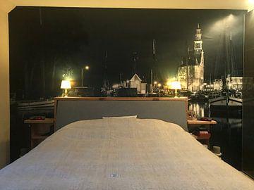 Klantfoto: Hoorn Harbor van Kirsten Scholten