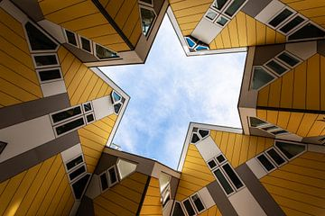 Kubus woningen Rotterdam von Gertjan Hesselink