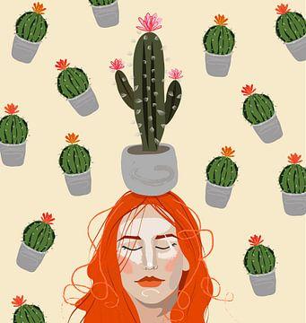Cactus op mijn hoofd van Charlie Moon
