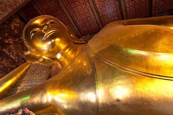 Boeddha van Luuk van der Lee