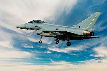 Eurofighter Typhoon sur Gert Hilbink