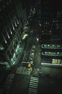Straßen von New York von Niki Moens