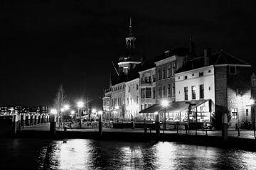 Groothoofd bij nacht von Wim Brand