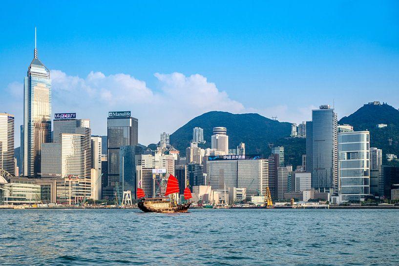Aqua Luna Hong Kong van Marcel Samson