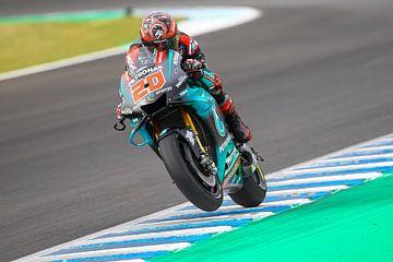 Fabio Quartararo/MotoGP Jerez van Marco Dek