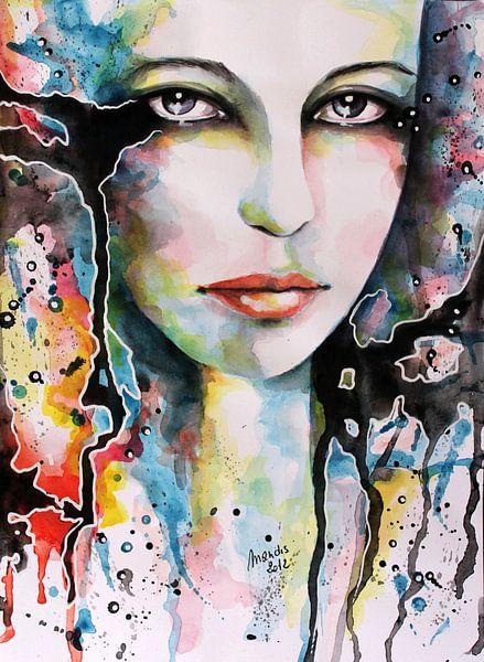 """Dream""  van Marcella Mandis"