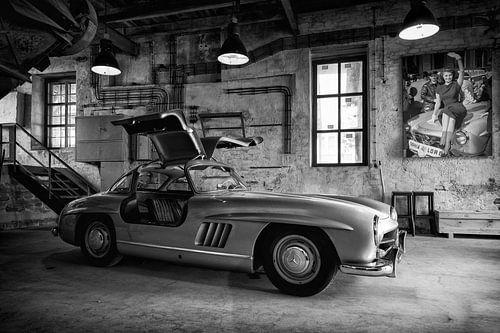 Alter Mercedes sur