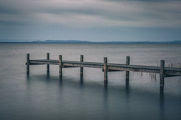 Ein stiller Tag am See