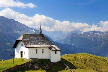 Zwitsers kerkje van Dennis van de Water