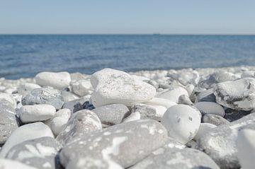 Kiezelstenen Op Het Strand van Melvin Fotografie