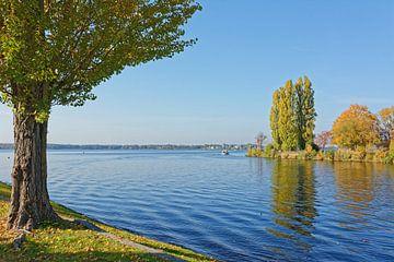 Herbstliche Ausfahrt auf den Schwielowsee - Variante von Gisela Scheffbuch