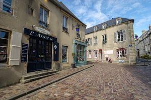 Alte französische Straße