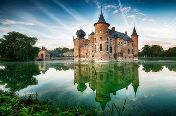 Castle of Cleydael van Luc De Cock