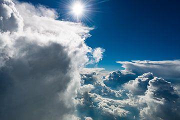Les planeurs des nuages sur Denis Feiner