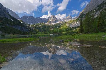 Der Seebensee in Tirol von Steffen Gierok