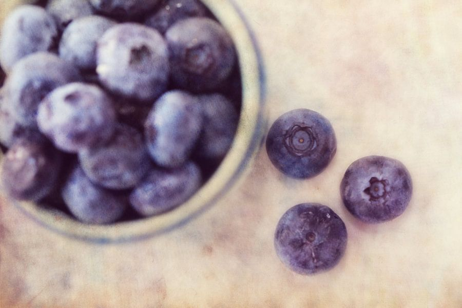 Blue berries van LHJB Photography
