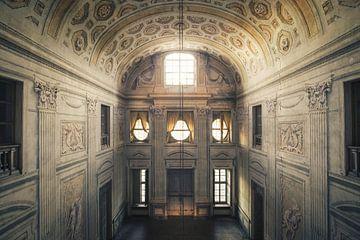 verlassene Halle von Kristof Ven