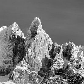 Le monument des Alpes sur Jc Poirot