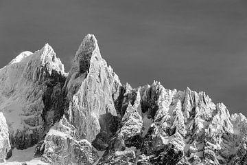 Das Denkmal der Alpen von Jc Poirot
