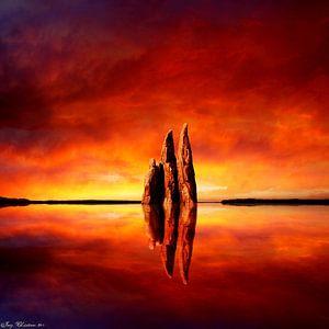 The Rocks van Jacq Christiaan