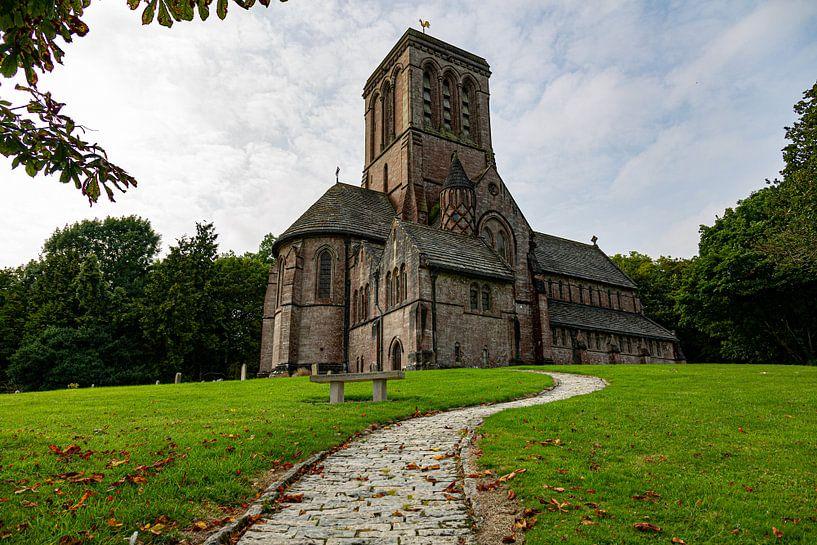 Kerk in Engeland van Anneke Hooijer