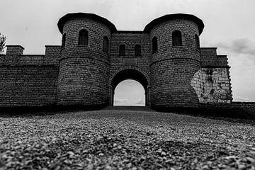 Römer Castell von W.Schriebl PixelArts