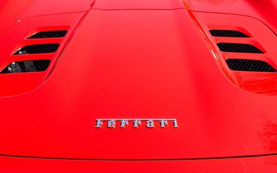 Ferrari van Greetje van Son