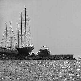 Aan de Haven van Marije Zuidweg