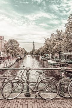 Typisch Amsterdam | urbaner Vintage-Stil von Melanie Viola