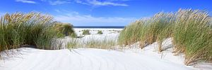 Perfecte strand dag von Joris Beudel