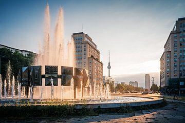 Berlin – Strausberger Platz sur Alexander Voss
