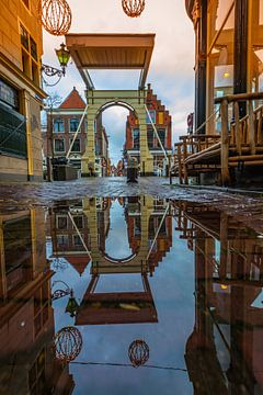 Appelsteeg-Brücke von peterheinspictures