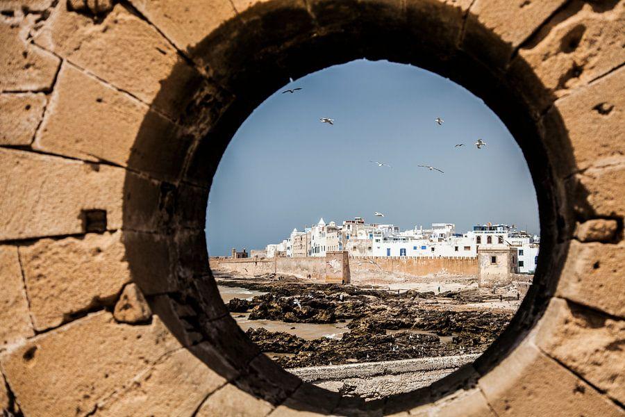 Essaouira, Marokko van Bart van Eijden
