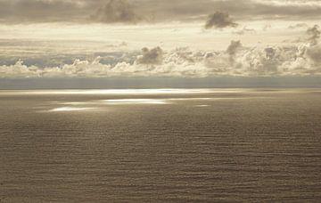 Zonsondergang aan zee van Babetts Bildergalerie