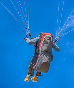 Kitesurfer van Peter Bartelings Photography