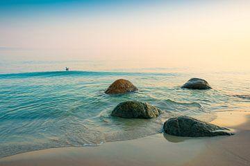 Zeemist op de Oostzee