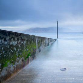 Elgol Beach van Miranda Bos